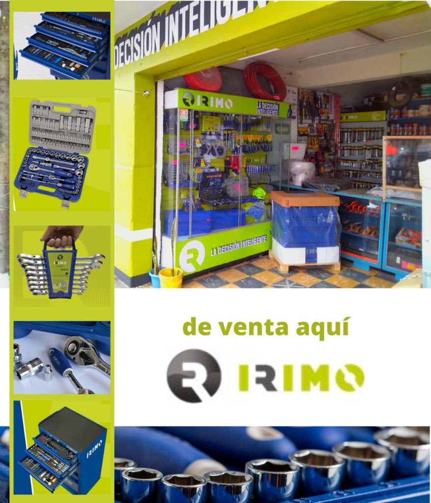IRIMO herramientas en Casa Tellería